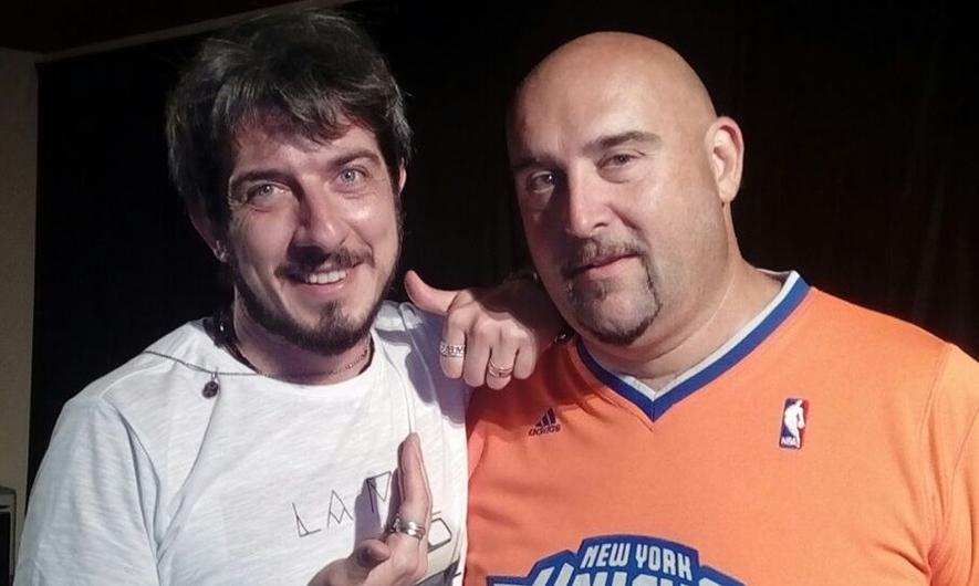 Max Pieriboni e Paolo Ruffini